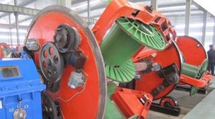 Supporting Machinery