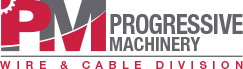 Progressive Machinery Wire and Cable Division Logo